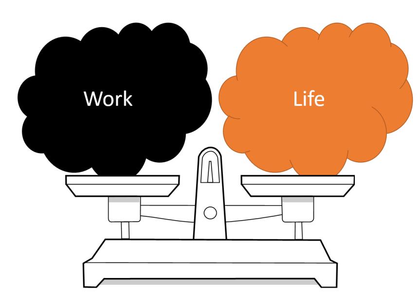 Proč je Work-life Balance nesmysl a jak hodosáhnout
